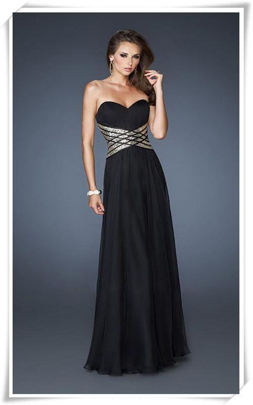 gold prom dresses | Long Homecoming Dresses,Cheap Homecoming Dresses ...