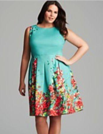 cutethickgirls.com plus-size-cotton-dresses-01 #plussizedresses ...