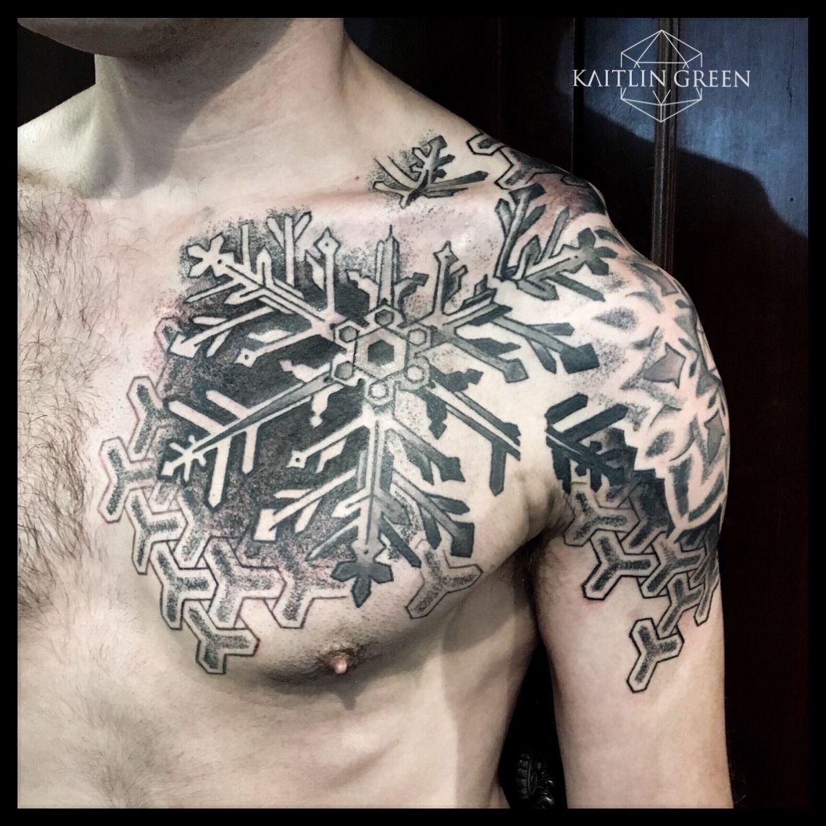 geometric tattoo artist denver
