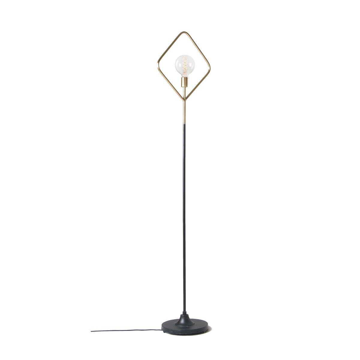 Lampadaire Adiel Taille Taille Unique Lampadaire Lamp Lampe Sur Pied