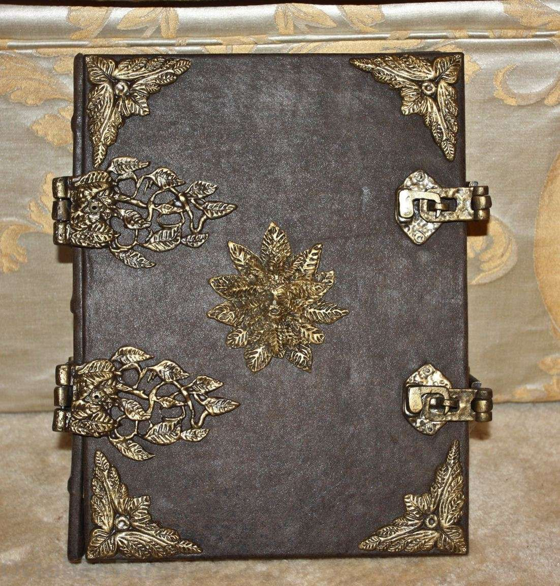 Book Of Shadows Cover Ideas : Spell book cover google search books pinterest