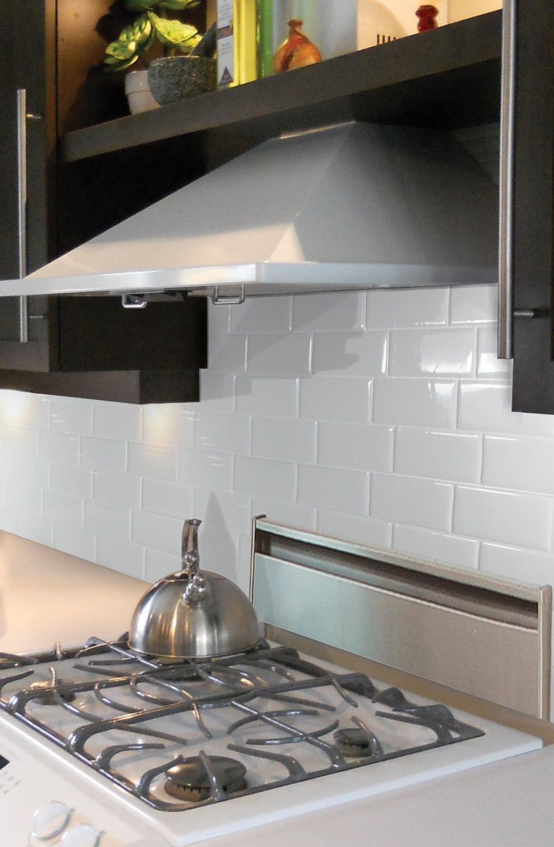 Metro blanco peel and stick smart tiles especially designed for find this pin and more on backsplash diy at home smart tiles by thesmarttiles dailygadgetfo Choice Image