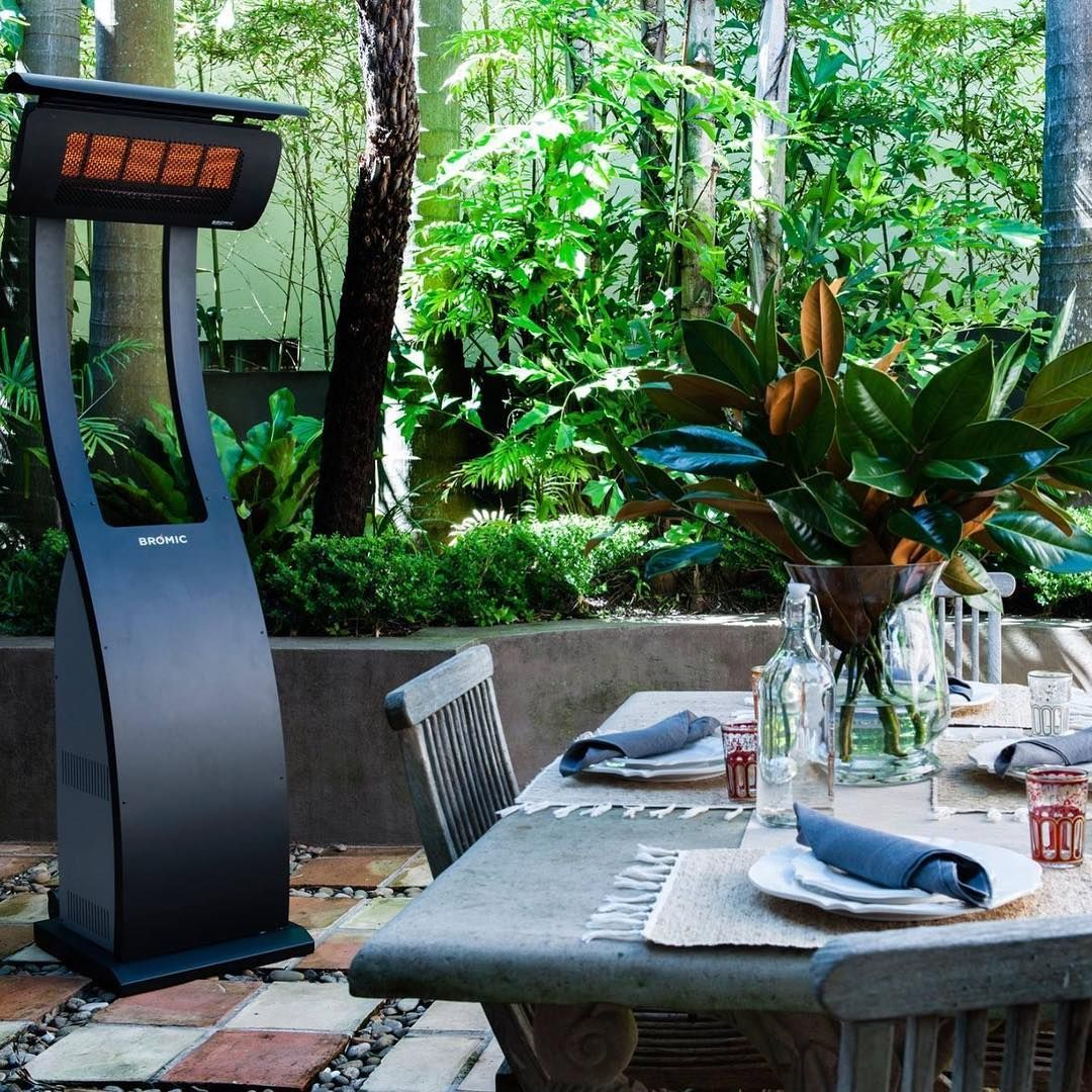 Bromic Tungsten Smart Heat Portable Propane Gas Patio Heater 38 500 Btu Bh051001 Patio Heaters The Uniquely S Outdoor Heating Patio Heater Radiant Heaters