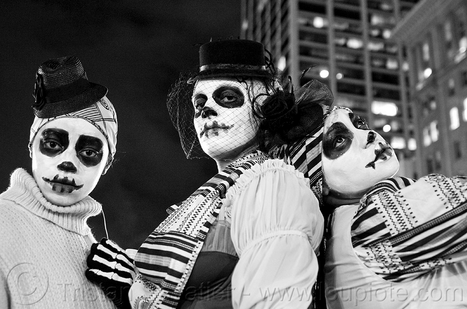 Day of the Dead - San Francisco, CA (Tristan Savatier)