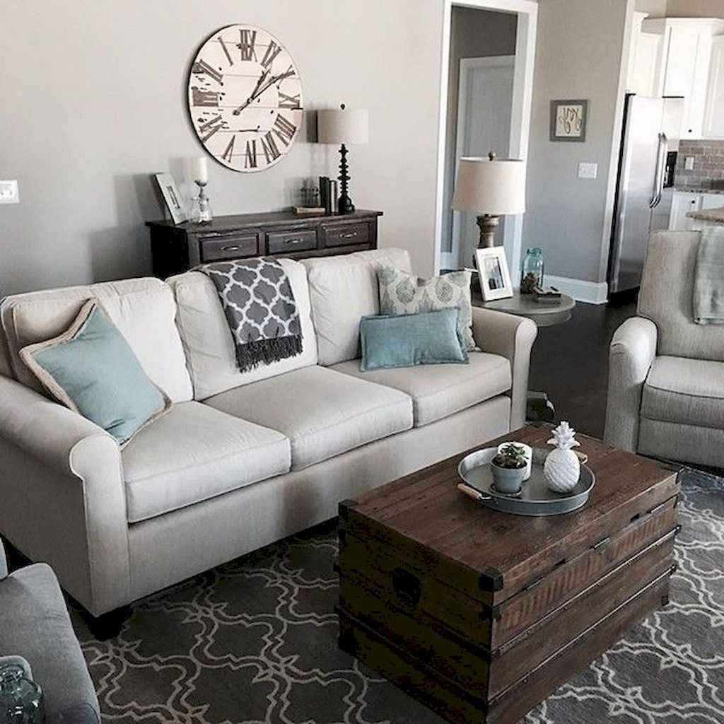 60 Couples Apartment Decorating Ideas on A Budget in 2020 ...