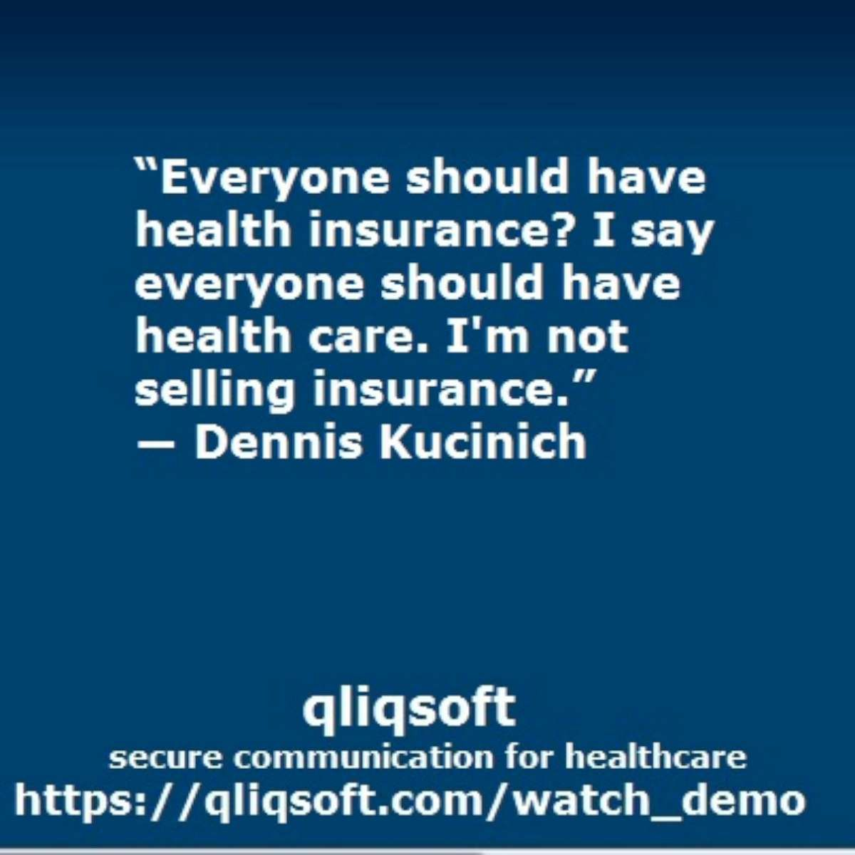 Best collection of healthcare quotes Via https//qliqsoft