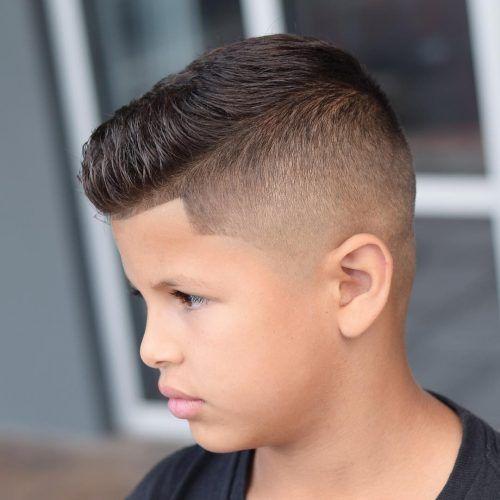 Imagenes para corte de cabello para ninos