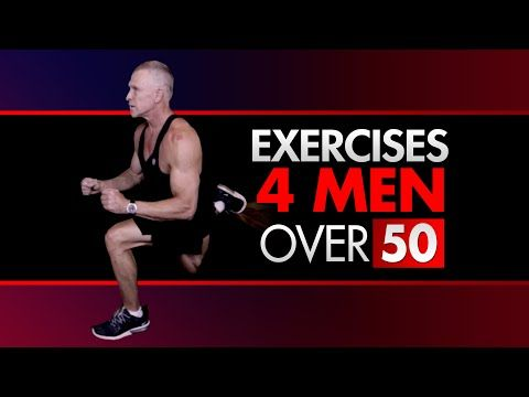 5 best at home exercises for men over 50 do these in