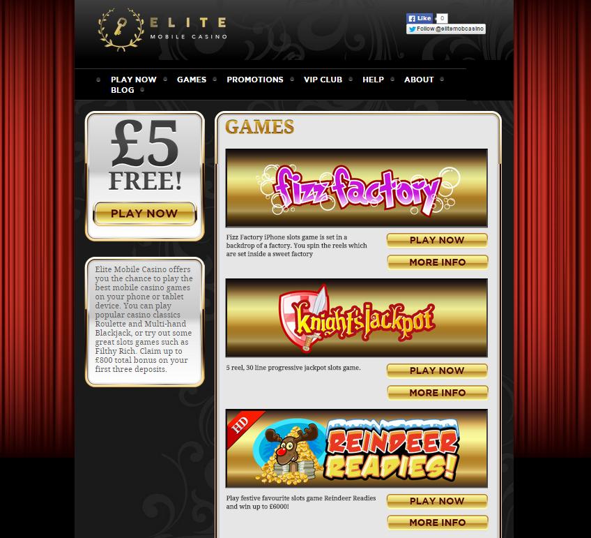great slots free