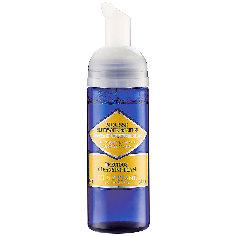 LuOccitane Immortelle Precious Cleansing Foam Cleanser  Proper