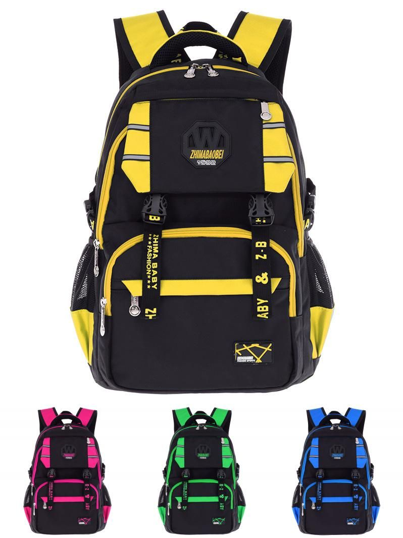 48eabee08208  Visit to Buy  Children School Bags Primary 2-6 Grade Students Boys  Shoulders