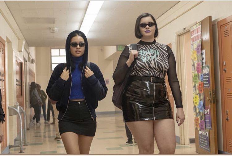 Euphoria HBO    Maddy & Kat #maddyeuphoriaoutfits