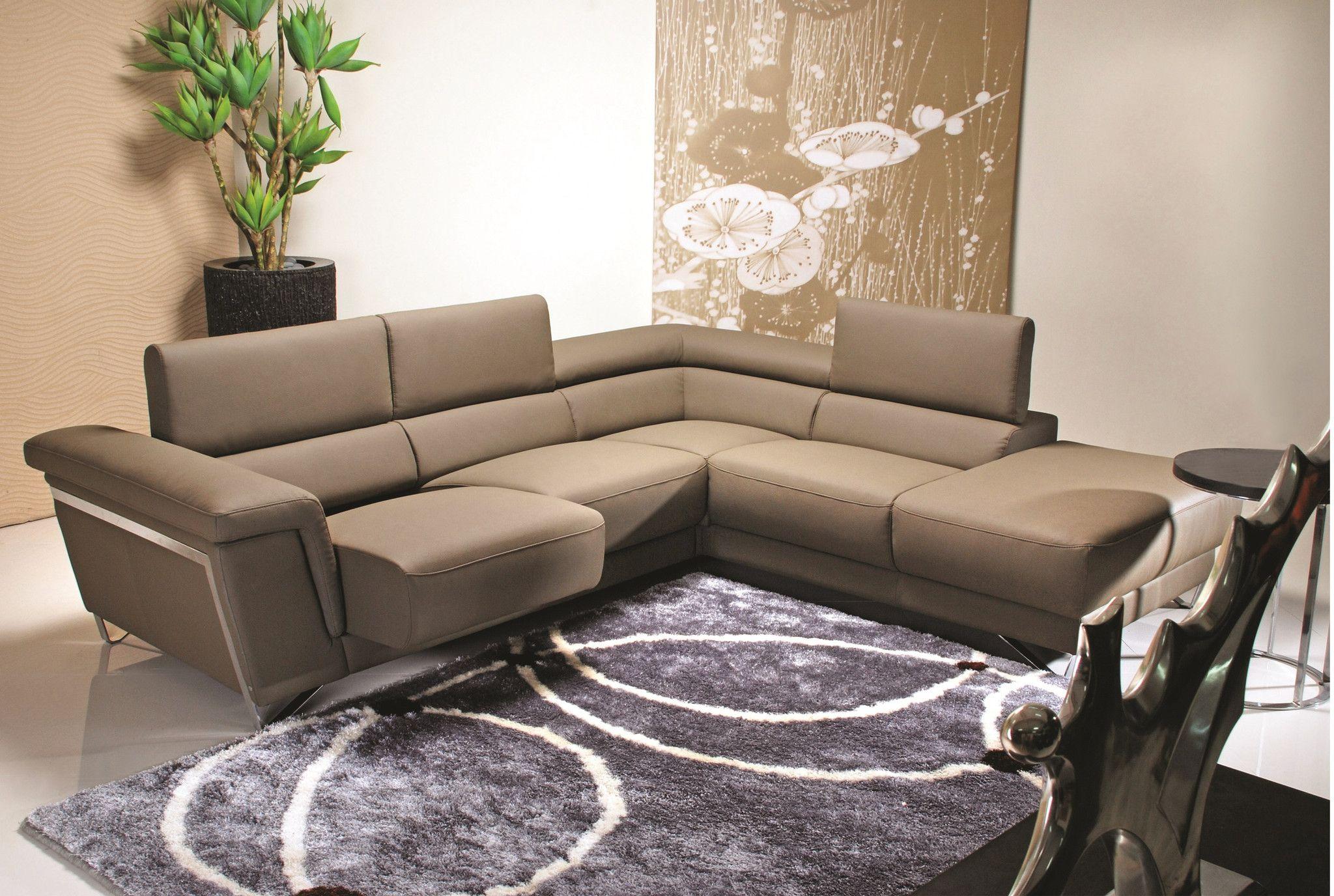 GTU Furniture Contemporary Bonded Leather Sofa Loveseat Set 2