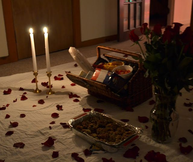 Ours Is Coming Up I Luv This Idea Indoor Picnic Anniversary