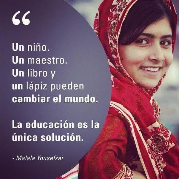 Educación Y Valores Scoopit Frases De Educacion Citas