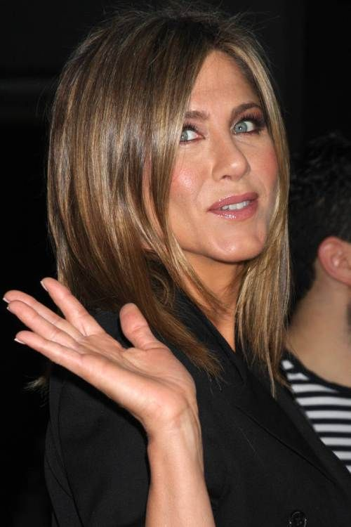 60 First Rate Shades Of Brown Hair Brown Hair Shades Jennifer Aniston Brown Hair Jennifer Aniston Hair