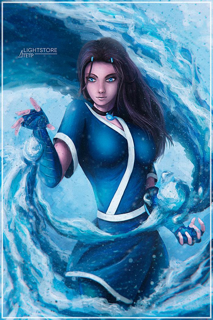 Avatar Wasserbändiger