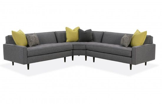Sectional Sofas Custom Sectional Rowe Furniture In 2020