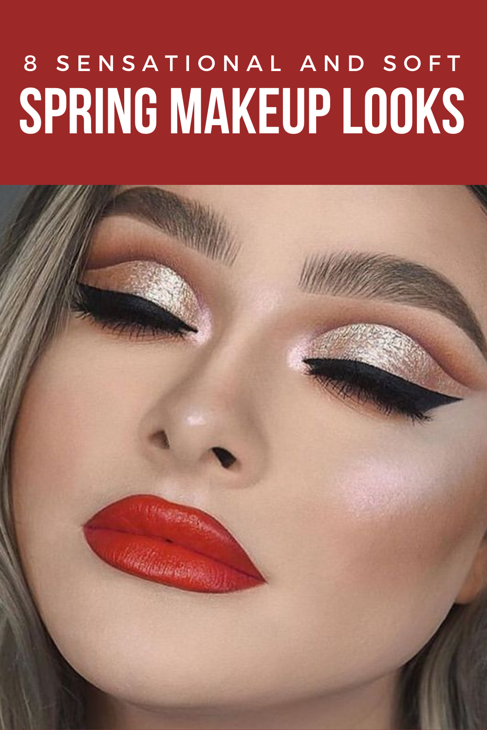 8 Soft Makeups For Spring To Look More Sensational Make Them Count In 2020 Spring Makeup Soft Makeup Soft Makeup Looks