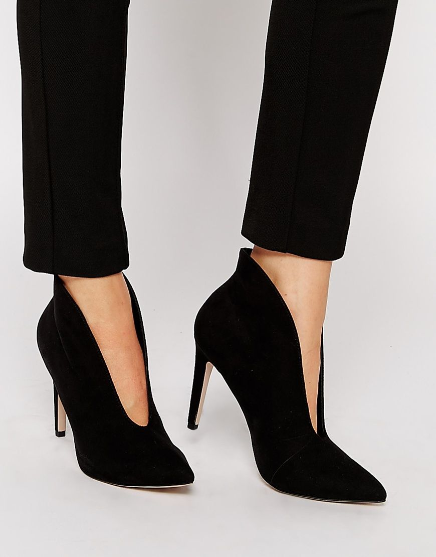 ASOS EAT YOUR HEART OUT Shoe Boots | ASOS