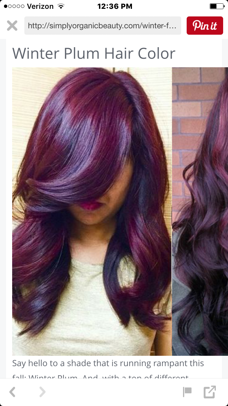 Pin By Brittany Buzard On Fashion Colors Pinterest Hair Coloring
