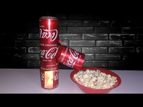 Youtube latas pinterest palomitas caseras latas y - Maquina de palomitas casera ...