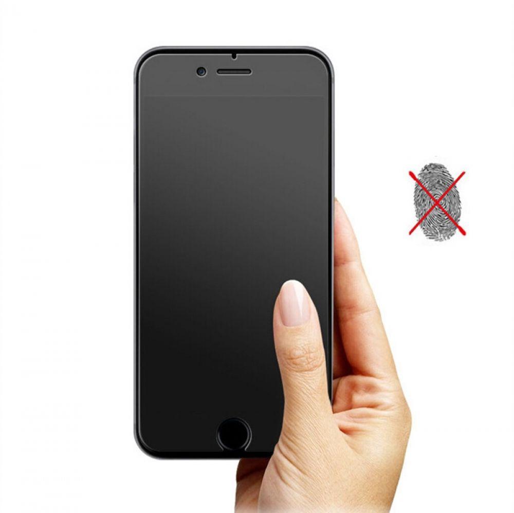 Antifingerprint tempered glass for iphone in 2020