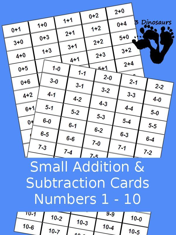 more ways to add subtraction flash cards free printables math flash cards addition. Black Bedroom Furniture Sets. Home Design Ideas