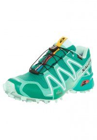 667cd4cfd491 Salomon - SPEEDCROSS 3 GTX - Zapatillas trail - emerald green/softy ...