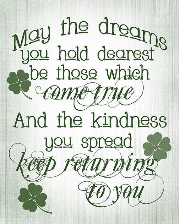 17 Irish Blessings-Zealous Mom