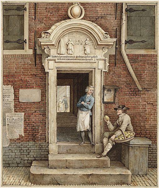 Hermanus Petrus Schouten - Bank van Leningen 1792