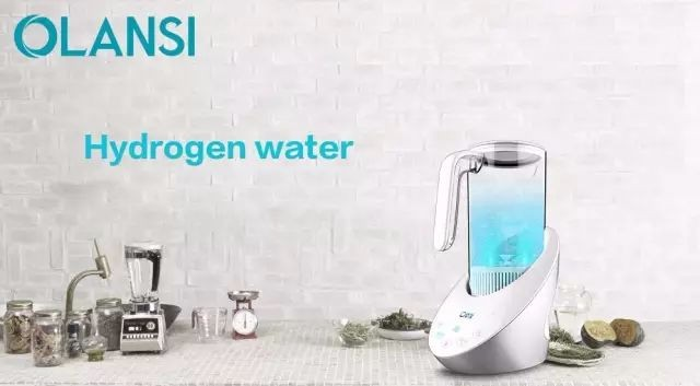 Hydrogen Water Pitcher and Active Hydrogen Water Filter