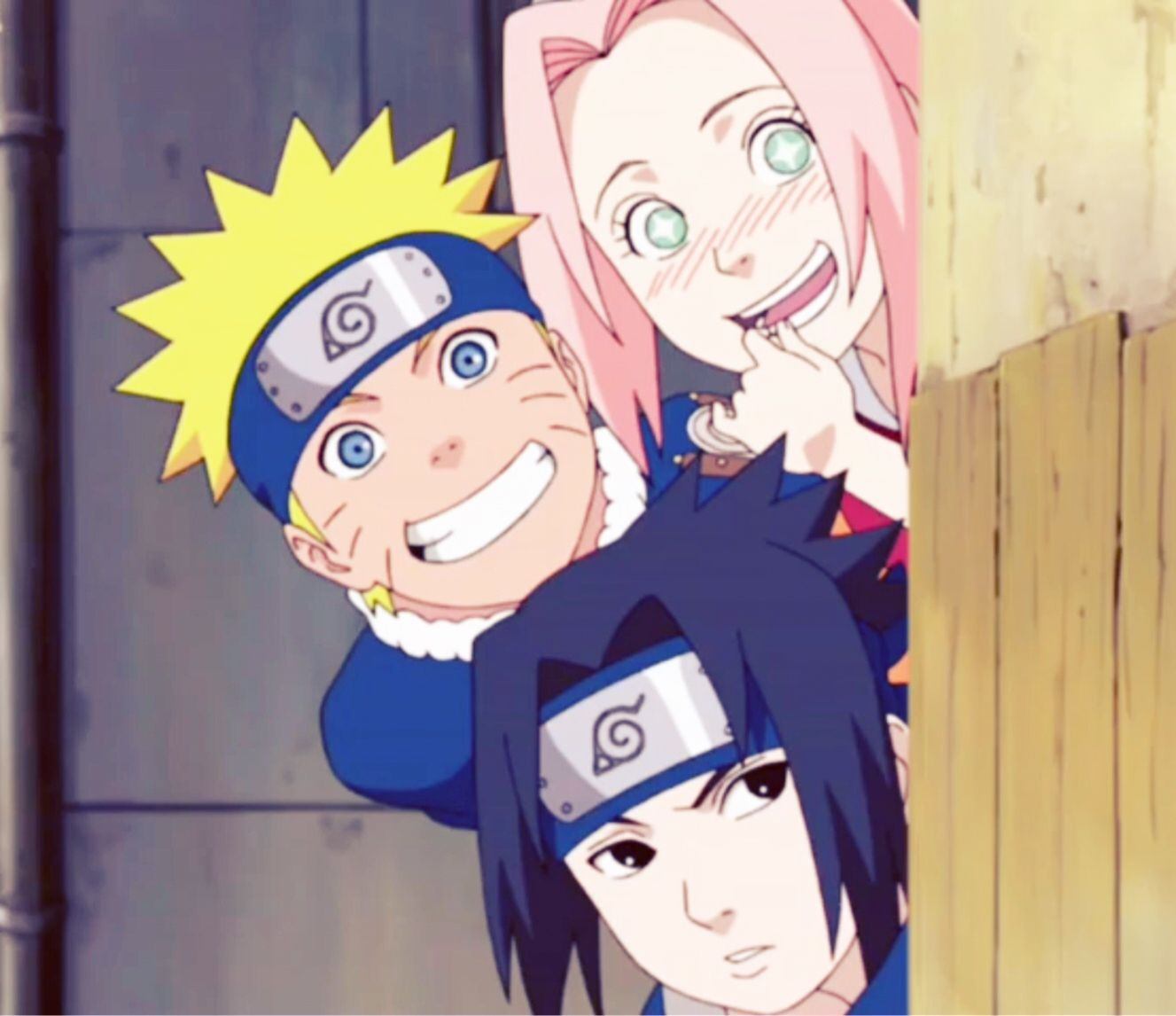 Team 7 Naruto episodes, Anime naruto, Anime