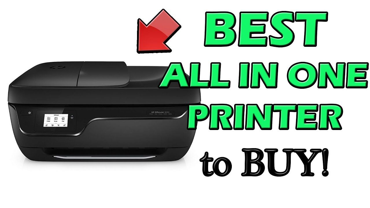Best Affordable All in One Printer Cheap Printer on