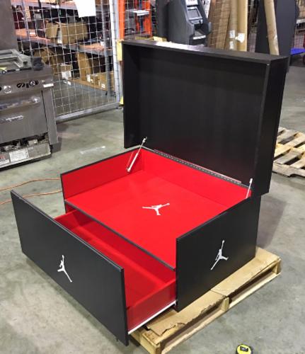 Giant Air Jordan Inspired Shoe box