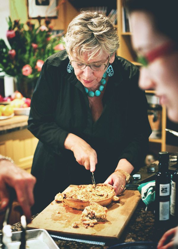 In Kitchen With Maggie Beer Best Pastry Recipe Sour Cream Pastry Food Processor Recipes