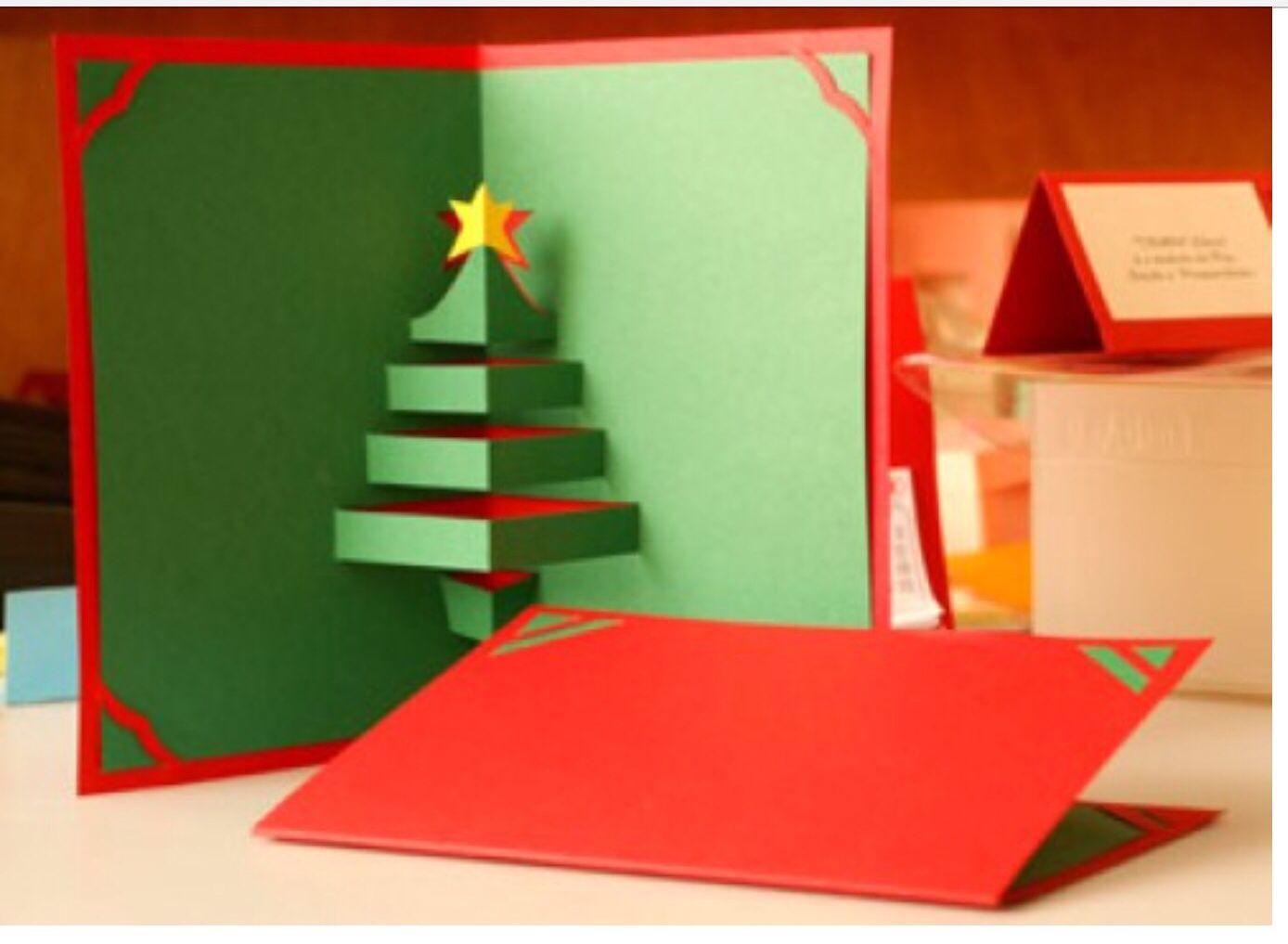 Cart ozinho f cil christmas diy pinterest navidad - Ideas postales navidad ...