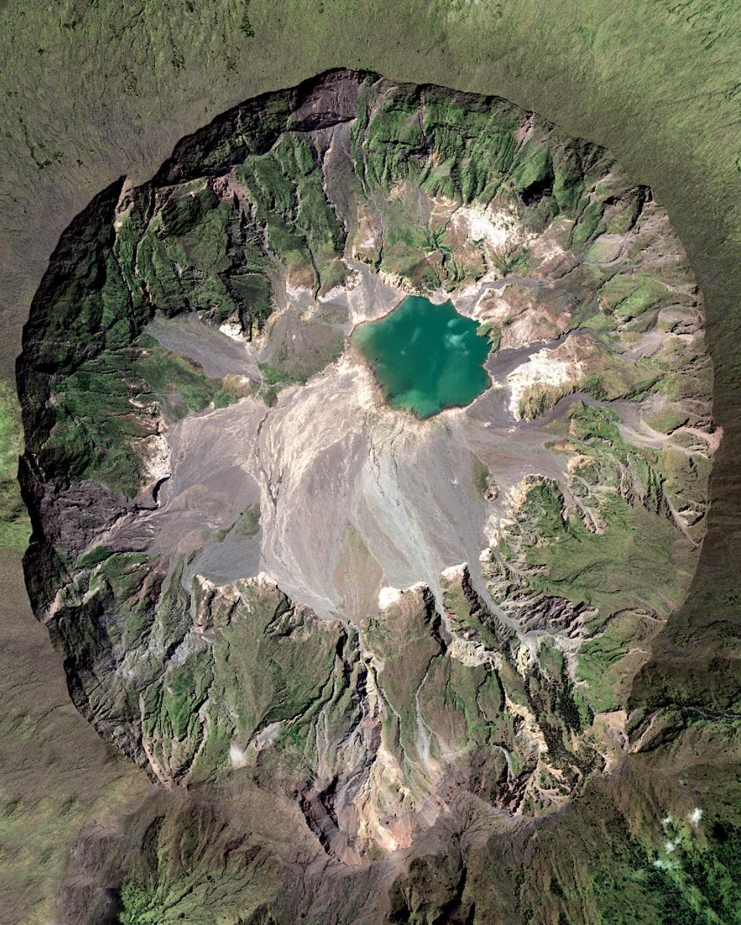 Mount Tambora Is An Active Stratovolcano On Sumbawa One Of Indonesia S Lesser Sunda Islands On This Day April 17 In 1815 Mount Tambora Blew Its Top In The