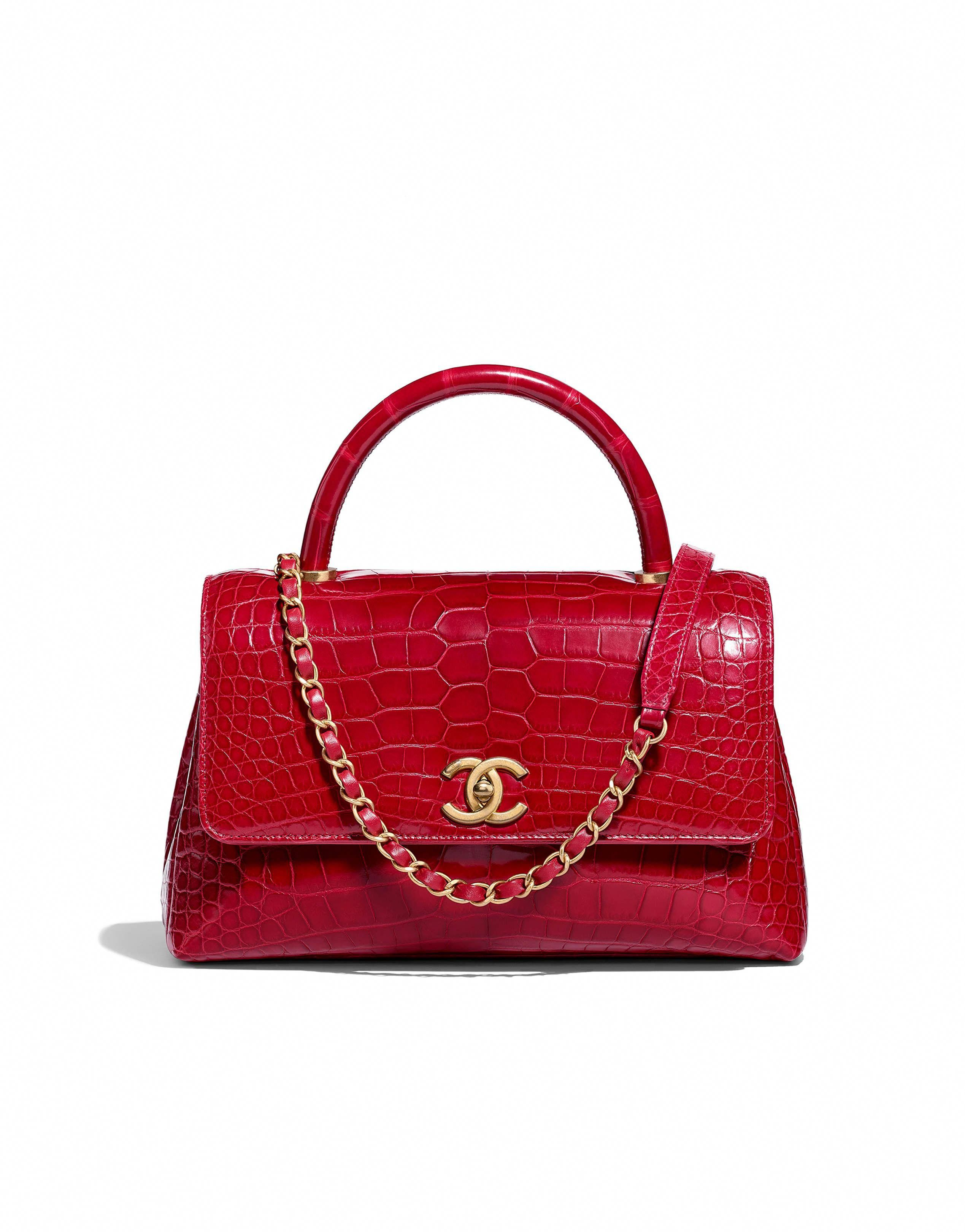 2019 year for lady- Dubai chanel themed cruise bags