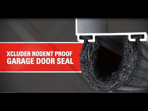 Buy The Xcluder Rodent Block Garage Door Seals At North Shore Commercial Door Starting From Just 7 Xc Garage Door Seal Garage Door Weather Seal Garage Doors