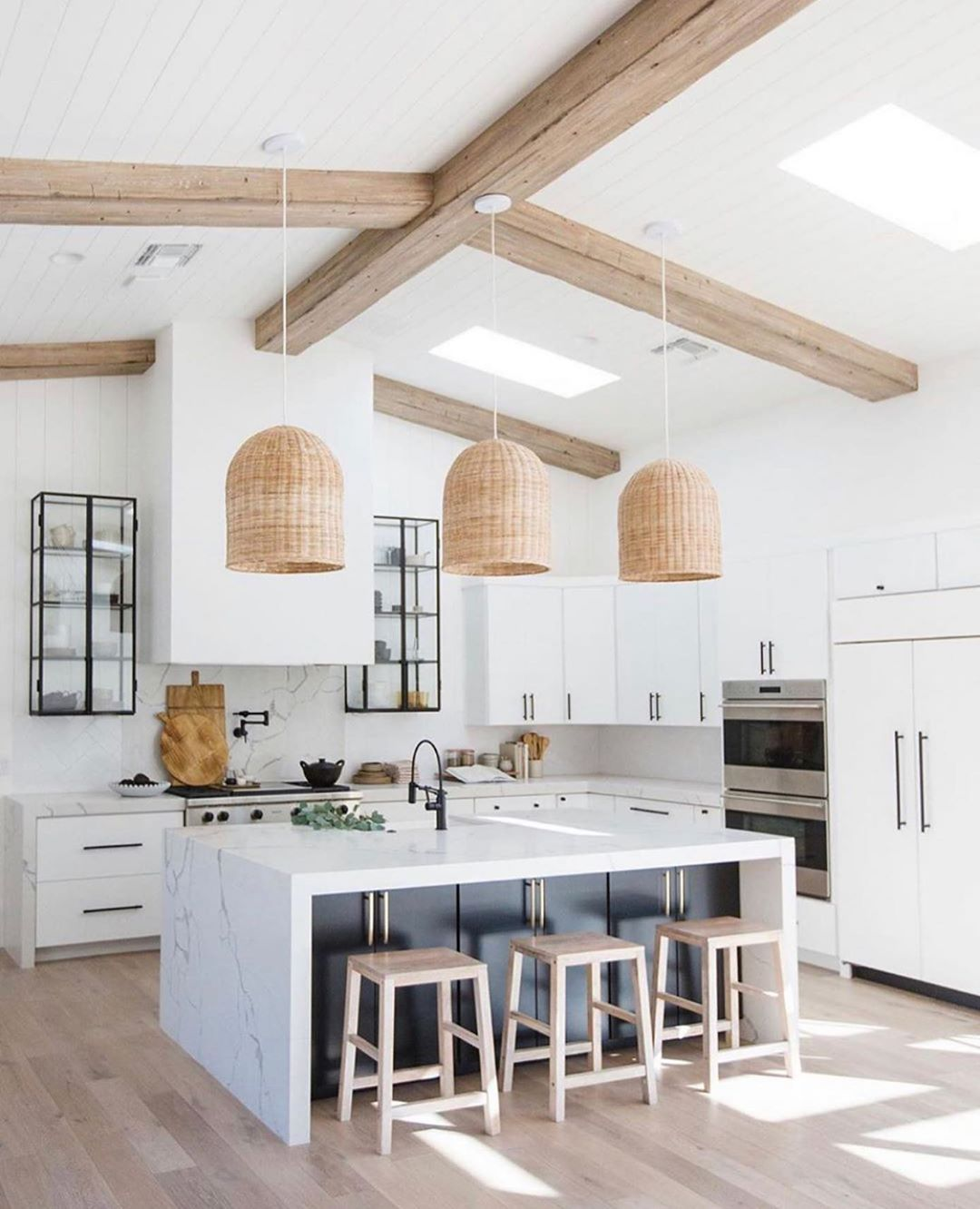 "55 Incredible Masculine Living Room Design Ideas Inspirations: Lauren Alvarez On Instagram: ""The Kitchen Of My Dreams"