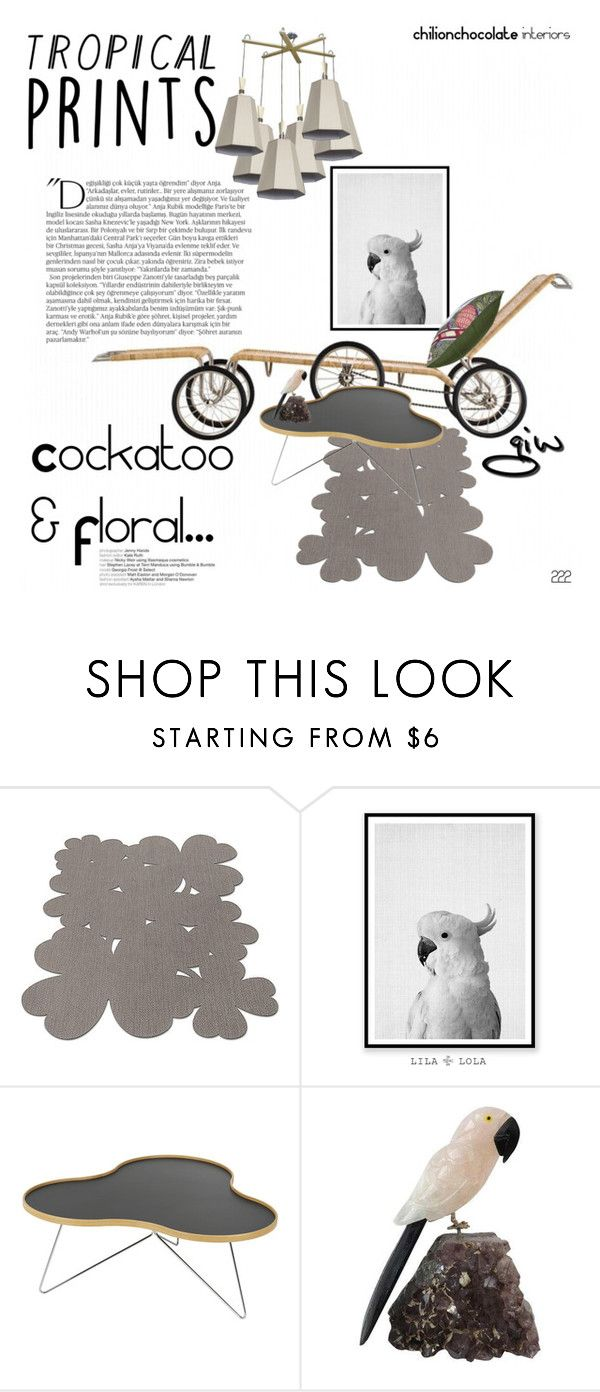 """""""cockatoo..."""" by ian-giw ❤ liked on Polyvore featuring interior, interiors, interior design, home, home decor, interior decorating, Balmain, Breuer, Fermob and Swedese"""
