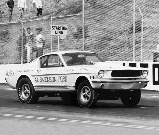 Photos Of Dick Brannan Mustang Drag Cars: Al Joniec Afx Al Swenson Mustang 16x20 Poster From $18.99