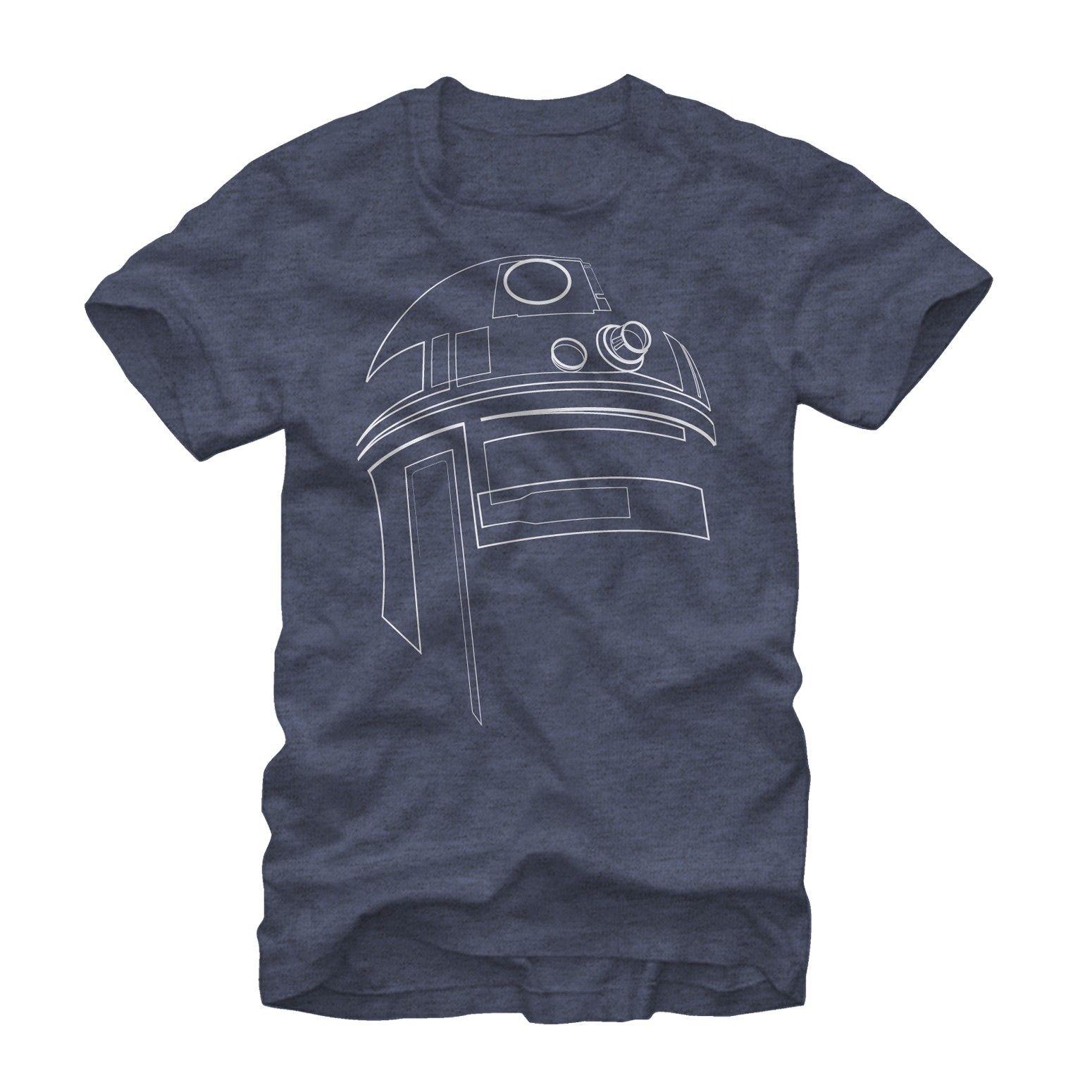Star Wars R2D2 Costume Mens T-Shirt