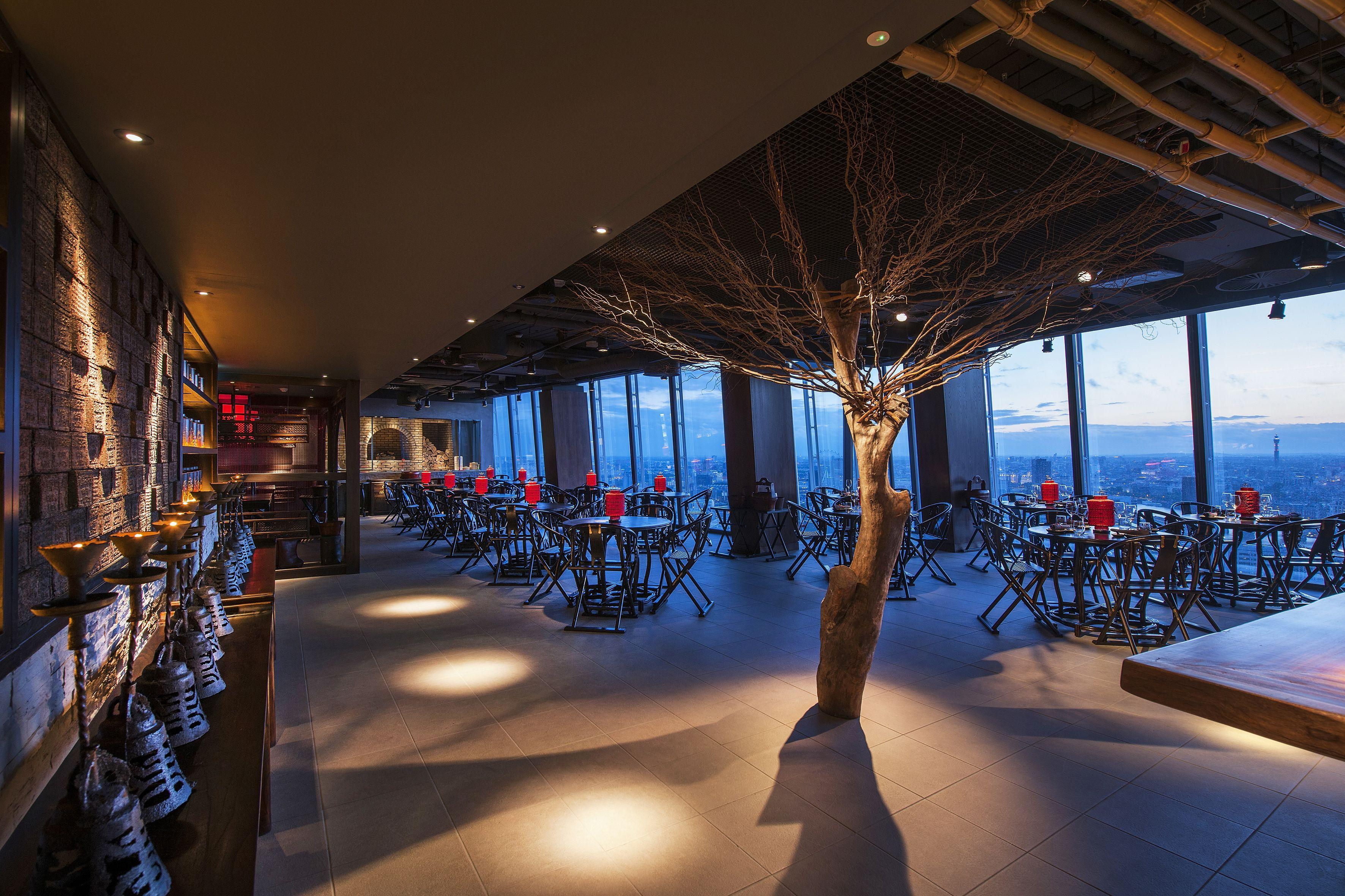 Hutong Restaurant The Shard