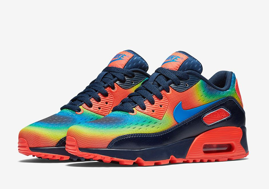 "best sneakers 905fb a86e5 This week, youthful sneakerheads with Air Max love have three great sneaker  releases to look forward – the Air Max ""Heat Map"" Pack."