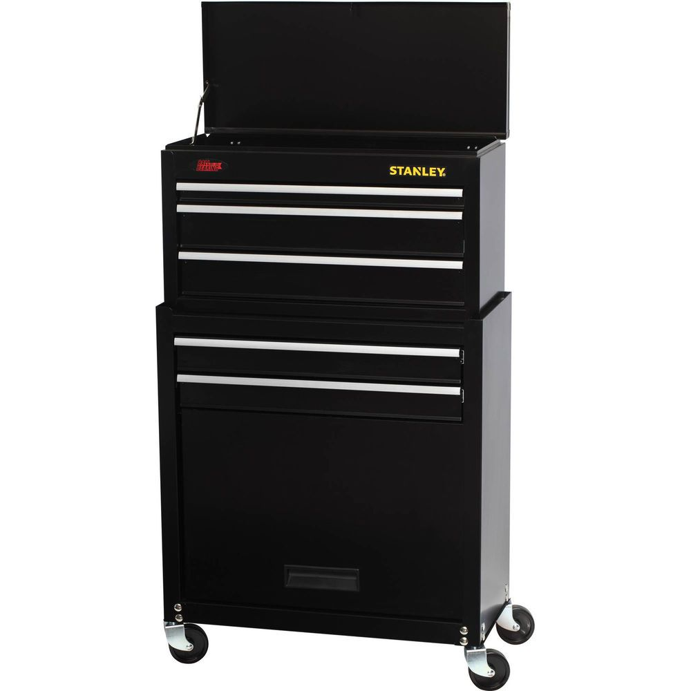 Stanley Rolling Tool Chest Box Cabinet Storage Drawer