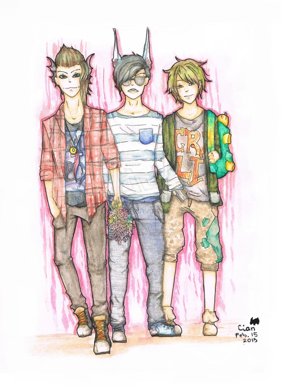 Kupuuu. (coloured version) by Mikan-ne.deviantart.com on @deviantART