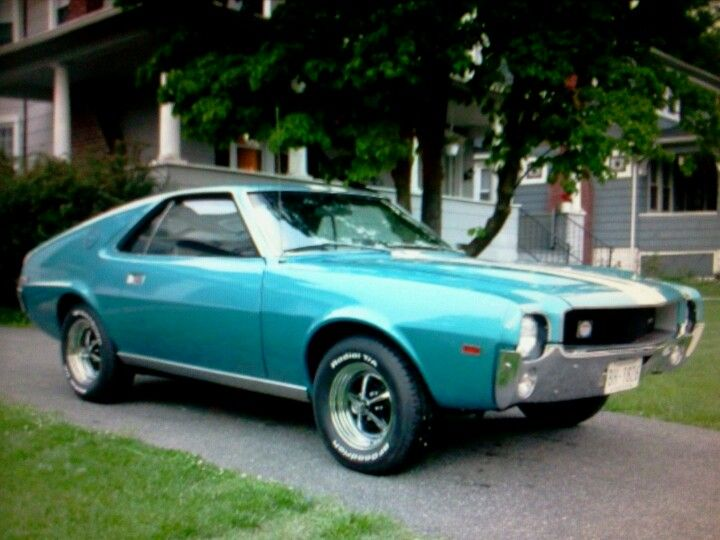 1969 AMX 390 4 SPEED  | Cars | Ford 4x4, Amc gremlin, American motors