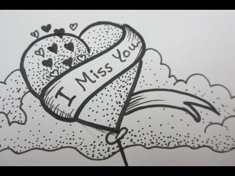 Youtube Drawings For Boyfriend Drawings For Him Love Drawings For Him